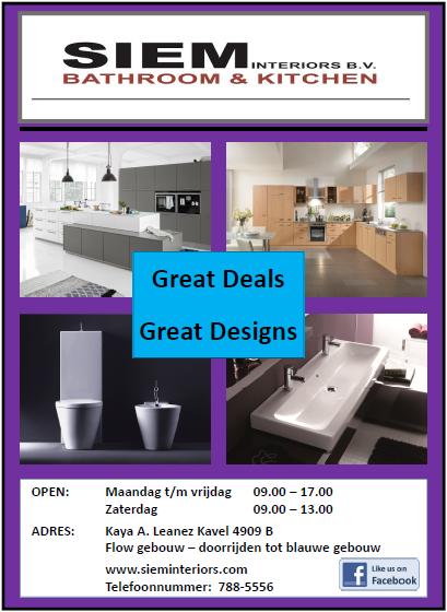 FB Great deals Great designs